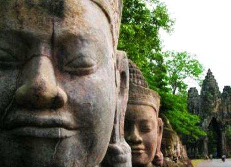 Cambodja, Angor Wat