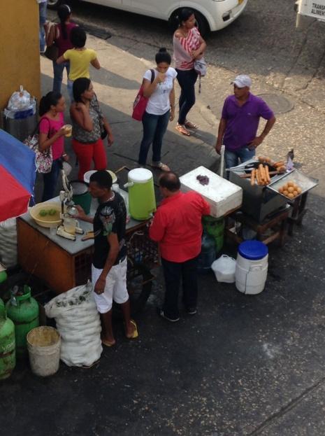 9_3 tm 10_3 Cartagena - streetlife, foodstalls06