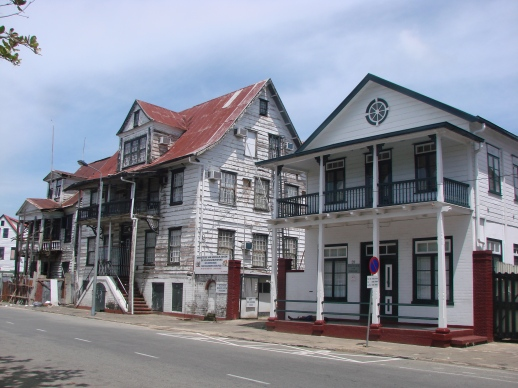 1. Paramaribo (64)