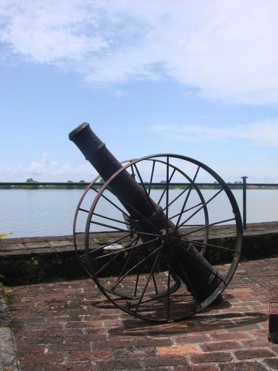 1. Paramaribo - fort zeelandia 3