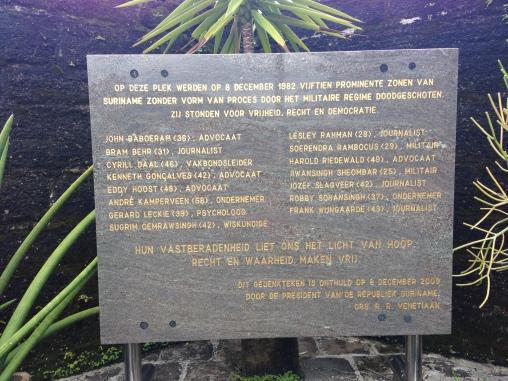 1. Paramaribo - fort zeelandia 4