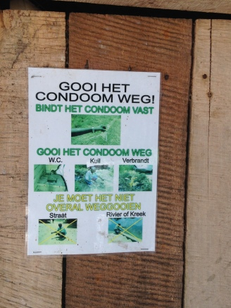 3. Boven Suriname - Pikin Slee - Botopassie wandeling 10
