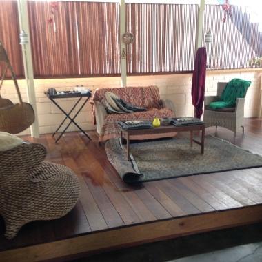 3. Boven Suriname - terugreis 4 Famira guesthouse