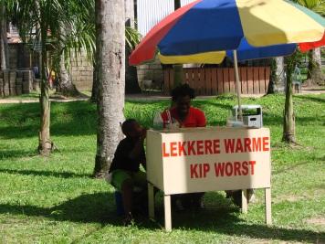 4. dag van de Marrons (Paramaribo 10 okt) (1)