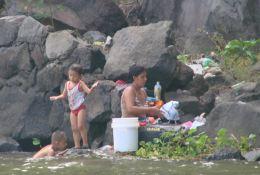 nica - islas near granada