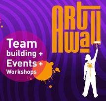 Artwall - start page