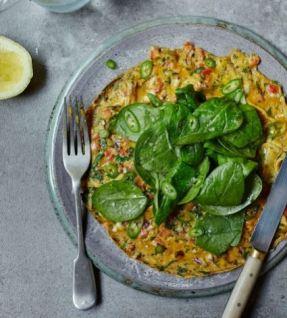 Bombay Omelette