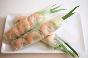 summer rolls