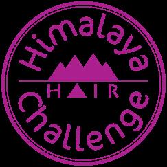 Himalaya Hair Challenge - aangepast logo