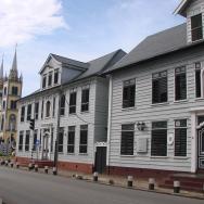 1. Paramaribo (68)