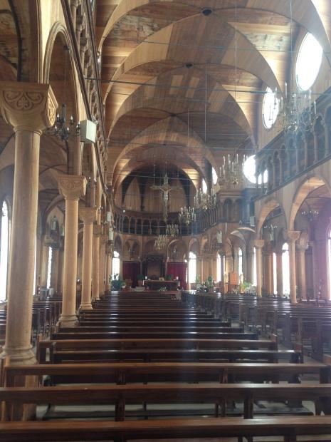 1. Paramaribo - kathedraal 3