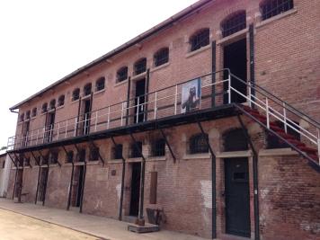 2. Fietsen door Commewijne - Fort Amsterdam 3
