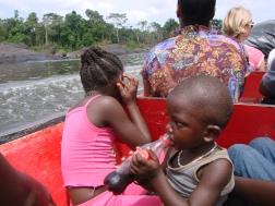 3. Boven Suriname - heenreis 4