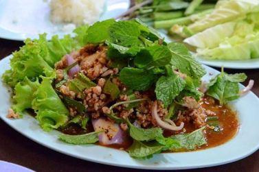 laap, Laos Vientiane